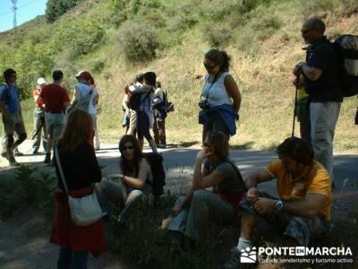Turismo Activo - Atapuerca y Alto Oca;senderos club